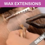 cursus-hairextensions-wax-bonding-online-extensions-hair