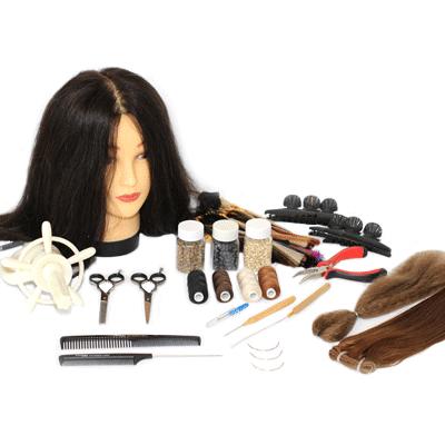 set-hairweave-extensions-compleet-deluxe